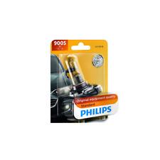 1 PC Philips Headlight Bulb For 2003 Acura CL 2010 Acura ZDX High Beam Lamp