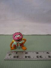 1988 Vintage Applause Muppet Baby Animal PVC Toy Action Figure Play Fun