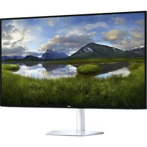 Dell Ultra-thin S2719DC 27  WQHD Edge WLED Gaming LCD Monitor - 16:9 - Silver, B