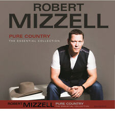 Robert Mizzell - Pure Country (The Essential Collection) FREE UK P&P 2CD Deluxe