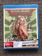 Zombie Strippers - Jenna Jameson (Blu-ray) NEVER PLAYED & SEALED