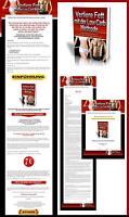 Webprojekt: Diät - Die Low Carb Methode - eBook, Verkaufsseite + PLR-LIZENZ