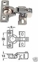 Face Frame Fix Hinge Ideal For Caravans & Campers 343.80.720 (Hafele)
