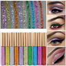 Shiny Smoky Flashing Eyeliner Eyes Eyeshadow Waterproof Glitter Liquid Yc
