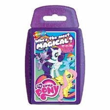 My Little Pony Who's The Most Magical Top Trumps Card Game
