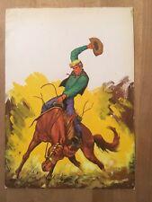 Original de couverture - Rocky Rider numéro 15 (février 1975) - TBE
