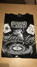 T Shirt Wicked One Poker Taille L