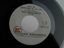 Z10 GEE 1063 PROMO SOUL LITTLE FRANKIE BRUNSON HOW CAN I PLEASE YOU GIVE ME