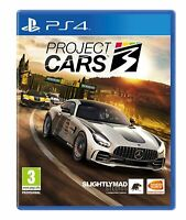 Project Cars 3 PS4 PlayStation