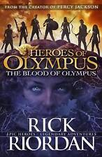The Blood of Olympus (Heroes of Olympus Book 5) by Riordan, Rick | Paperback Boo