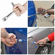 Auto Body Paintless Dent Repair Tools Kit Puller Slide Hammer Tab Glue Stick