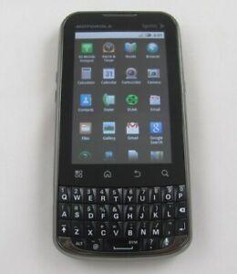 Motorola MB612 XPRT Sprint Cell Phone QWERTY