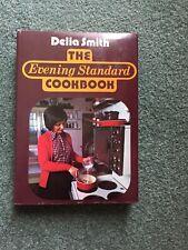 Delia Smith - The Evening Standard Cookbook, Hardback 1976, (Cooking, Recipes)