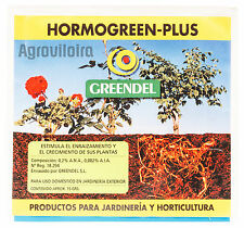 Hormonas Enraizantes Hormogreen Plus - 15 Gramos - Greendel