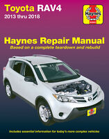 Toyota RAV4 ASA44R 2013-2018 Repair Manual