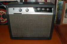 1965 Holiday by Kawai Solid State Guitar Amp Works and Clean!