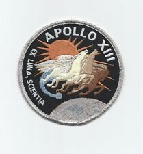 "Apollo 13 Mission Emblem Patch Official NASA Edition ""Failure Is Not An Option"""