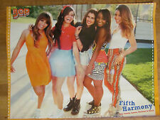 Fifth Harmony, Sydney Parks, Double Full Page Pinup