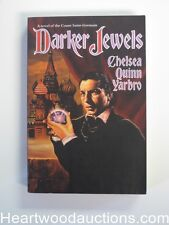 Darker Jewels by Chelsea Quinn Yarbro (Signed) (SOFTCOVER)