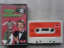 CASSETTE AUDIO-K7-KLIBY UND CAROLINE-LACH MIT-die 2-LACHEN NON STOP-1979-POLYDOR