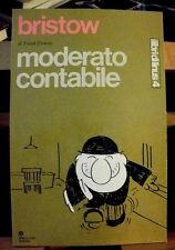 Frank Dickens BRISTOW MODERATO CONTABILE /i libri di linus 4/ Milano libri 1971