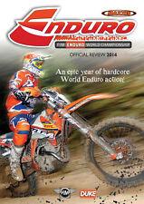 FIM ENDURO WORLD CHAMPIONSHIPS 2014 - ENDURO DVD