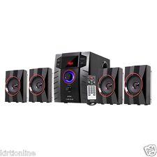 Intex 4.1 Bluetooth Speaker System IT-3005 TUF BT (USB/TF/BT/FM/AUX) With Remote