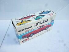 JOHAN 1975 OLDSMOBILE CUTLASS #CS-503 1/25 AMT MPC MINT UNBUILT SNAP MODEL KIT