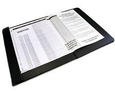 Firma visitatore-in pad ricarica, una scrittura 200 PASS visitatore LIBRO-GRATIS P&P!!!