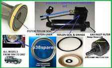 Range Rover MKII P38 Air Suspension EAS Compressor Seal-inlet filter & Liner