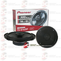 """BRAND NEW PIONEER 6.5-INCH 2-WAY CAR AUDIO COAXIAL SPEAKERS PAIR 6-1/2"""" 300W MAX"""