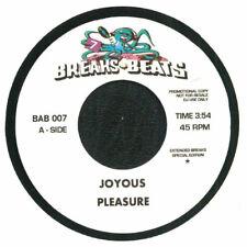 """PLEASURE """" JOYOUS """" / RUSTY BRYANT """" FIRE EATER """" NEW UK 7 SOUL JAZZ"""