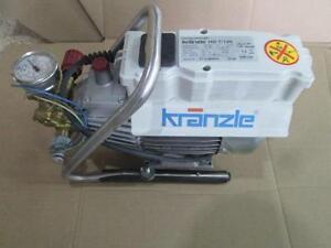 KRANZLE HD 7/120 High Pressure Cleaner 230V 50Hz 7.5A 1600W