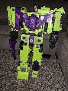 Transformers Generations - Combiner Wars Constructicons - Devastator