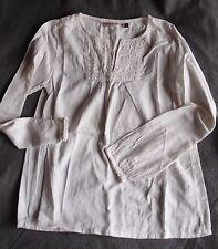 Tunique blanche CFK  - Taille 14 ans