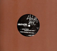 "10"" Vinyl Maxi: Alisha's Attic - Indestructible (3 Remixe!)"