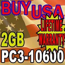 DDR3 1333 MHz PC3-10600 SODIMM 2GB Notebook Memory Ram laptop 204-pin 204pin 204
