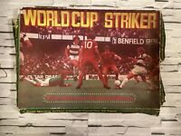 World Cup Striker Vintage Game 1970s Box Depicts Liverpool vs QPR COMPLETE