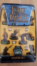 Lord of the Rings   Herr der Ringe   Miniaturenspiel Starter Set