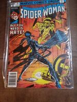 Marvel Comics The Spider-Woman #16