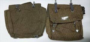 1 NVA- Sturmgepäcktasche ein Strich kein Strich