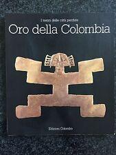 ORO DELLA COLOMBIA - S. Herrera Falcone - COLOMBO 1991