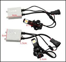 New CREE LED Headlight Conversion Kit 9006 48W 8000K 2*24Watt LEDs Lamp