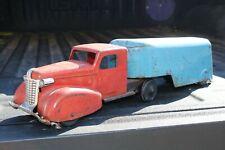 Wyandotte Highway Freight Transport Truck - Pressed Steel - USA