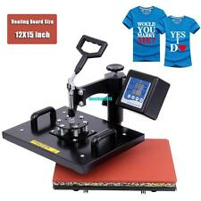 Digital T-shirt Hitzepresse Hitze Transferpresse Presse Heat Heißpresse Maschine