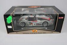 ZC449 Maisto 38659 Voiture Miniature GT Racing 1/18 Infineon Audi R8 Le Mans