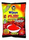 100% Pure Wijaya Ceylon Red Chili Powder from Sri Lanka