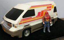 Vintage M.A.S.K.1986 Kenner Hidden Slingshot Mask Toy RV Van W Driver C5-15