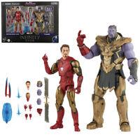 Marvel Legends Series Iron Man Mark 85 vs. Thanos The Infinity Saga Preorder