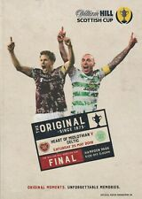 * 2019 SCOTTISH CUP FINAL PROGRAMME - CELTIC v HEARTS *